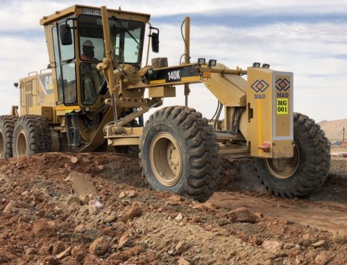 Gamsberg concentrator construction on track