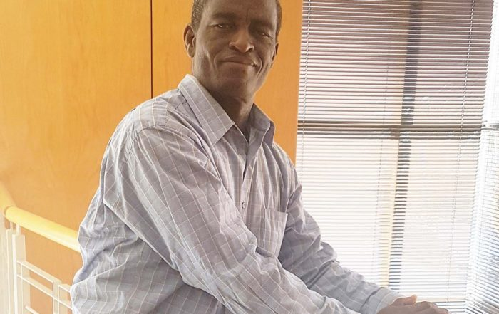 John Kwofie, country manager, SRK Consulting Ghana