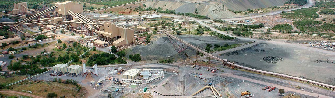 The Venetia Underground Project in Limpopo. Image credit: WorleyParsons