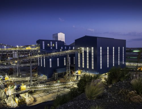 Cullinan steps up: new blasting system and mine expansion