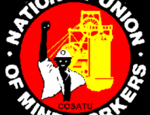 South Deep Mine strike continues