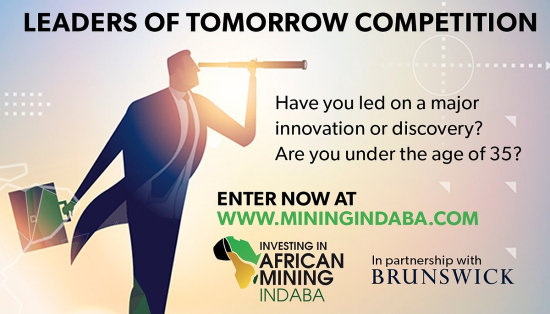 The Leaders of Tomorrow competition is a new feature for Mining Indaba. Image credit: Mining Indaba