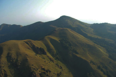 The hills of Simandou in Guinea, which became a huge point of dispute between several stakeholders. Image credit: Rio Tinto