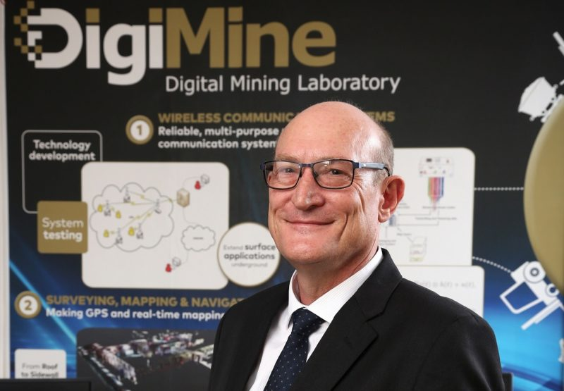 DigiMine seminar on the way