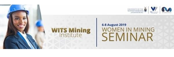 The Wits Mining Institute will host the first Women Leaders Empowerment for 21st Century Mining Seminar. Image credit: Wits