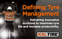 With over 45 years of experience and global operations on five continents, The Kal Tire Mining Tire Group is the only tire service provider capable of handling all of your tire requirements on a daily basis.