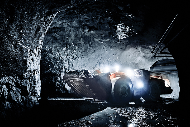 Most mining activities will be automated within the next five years. Image credit: Sandvik