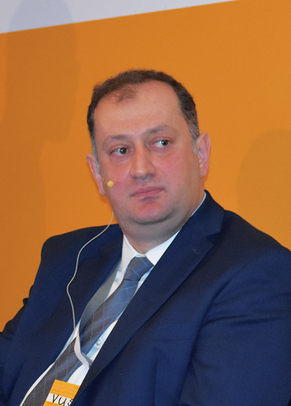 Vuslat Bayoglu, founder and executive chairman of Canyon Coal.