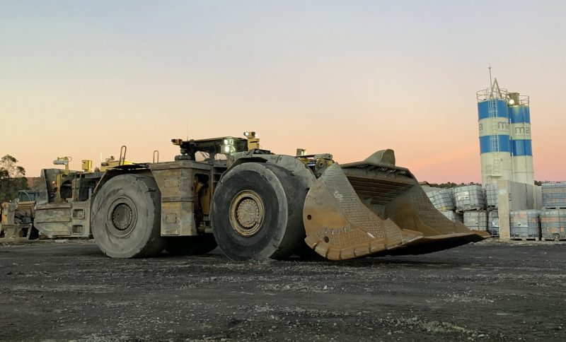 Cat automation complete at Spanish underground mines