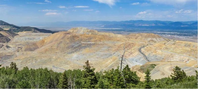 Kennecott reduces carbon footprint by over half
