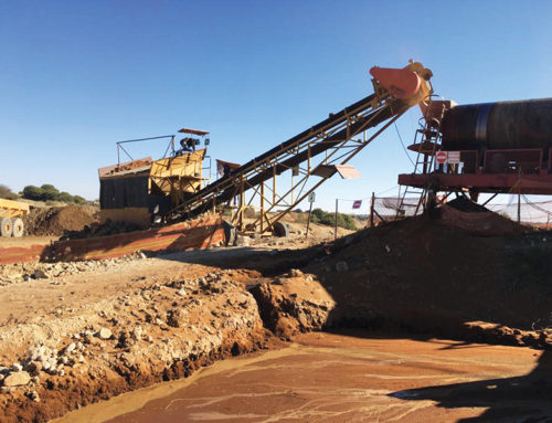 No support for alluvial miners