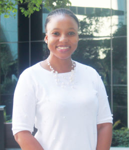 Olebogeng Sentsho, CEO of the Simba Mgodi Fund, has been looking at alternative methods like crowdfunding and blockchain technology to finance exploration projects. Image credit: Dineo Phoshoko