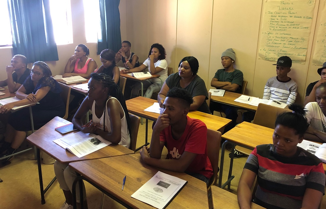 Training well received by communities ahead of Prieska Project