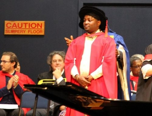 Kenya's first mining PhD graduate