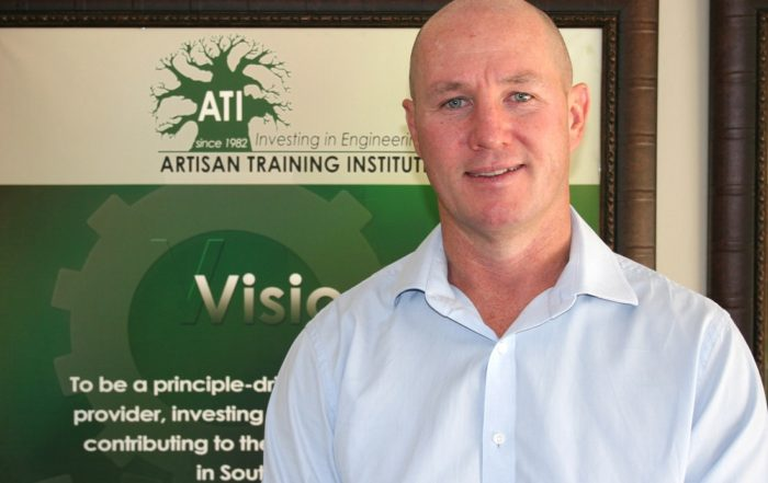 Sean Jones, managing director of ATI